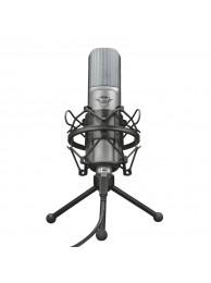 Microfon Trust GXT 242 Lance Streaming, Negru